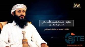 AQAP Official Comments on U.S. Airstrike on Camp in al-Mukalla