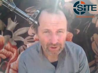 Video Shows Kidnapped Australian Football Coach in Yemen