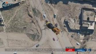 IS Photo Reports Show Further UAV Attacks in Mosul