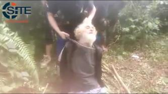 Abu Sayyaf Group Releases Video of Beheading German Jurgen Kantner