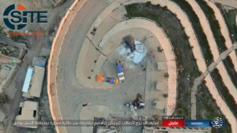 IS Publishes Photos of 4 Weaponized UAVs Attacks in Ninawa, Salah al-Din
