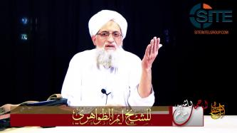 AQ Leader Zawahiri Reiterates Call to Attack American and Jewish Interests in Video Eulogizing Rifa'i Taha