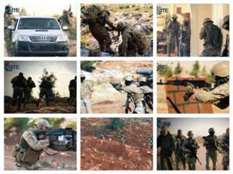 "Tahrir al-Sham Video Shows Group's ""Elite Forces"" in Training"