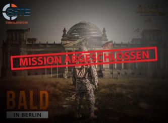 Pro-IS German-Language Telegram Channel Returns, Incites Lone-Wolves, Solicits Pledges, Pictures, and Video
