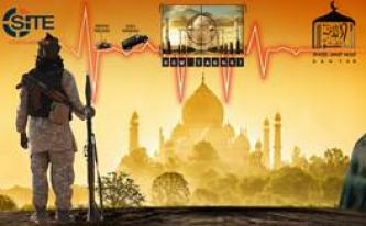 Pro-IS Media Group Threatens Attacks in India, Shows Taj Mahal as Target