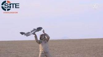 Jihadists Discuss Means for IS to Poison Explosives from Weaponized UAVs