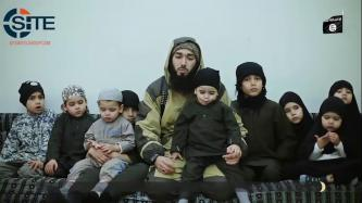 "IS Reveals Launch of ""Al-Bayan Channel"" in Video on Foreign Fighters and Their Children in ar-Raqqah"