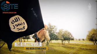 IS Releases Turkish Video Chant Encouraging Migration to its Held Territories