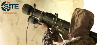 IS Reveals Use of Strela Anti-Aircraft Rockets in Mosul Battle in Naba 78