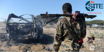 Shabaab Provides Update of Mogadishu Car Bombing