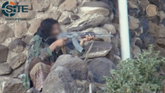 AQAP Video Shows Capture of Mountain in Rada'a, Estimates 400 Houthis Killed in One Year