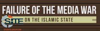 "Pro-IS Media Group Releases Infographic on ""Failure of the Media War"" against IS"
