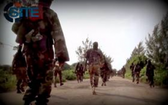 "Shabaab Reports on U.S. Soldier Killed in ""Failed Landing Operation,"" Claims Seizing War Spoils"