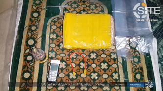IS' Khorasan Province Photographs its Construction of a Small IED