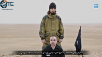 IS Releases Russian-Language Video from Furat Media Showing Beheading of Russian Colonel
