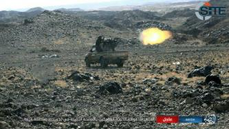 IS Publishes Photo Reports of Clashes with Houthis in Yemen's Bayda' Governorate