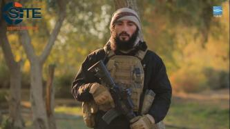 Chechen IS Suicide Bomber Urges Countrymen to Execute Lone-Wolf Attacks in Posthumous Video