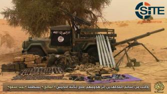 Al-Qaeda's Mali Affiliate Claims Raid on Malian Barracks in Bintagougou, Attacks in Ménaka
