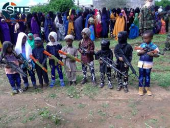 Shabaab Publishes Photos of Toy Gun-Toting Children During Eid al-Fitr Festivities, Claims Attacks on SNA Forces