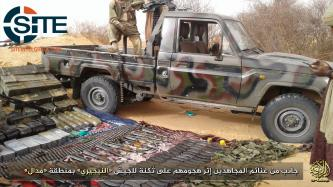 Al-Qaeda's Mali Branch Claims Attack on Nigerien Soldiers in Midal