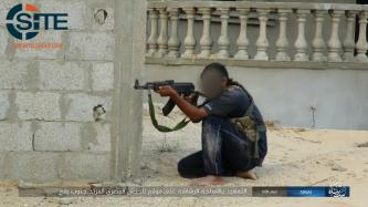 IS' Sinai Province Publishes Photos of Deadly Suicide Raid, Assault in Rafah