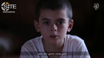 10-Year-Old American Boy Featured in IS Video from Raqqah, Tells Trump Battle Will End in West