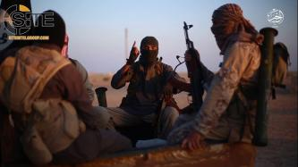 IS Fighter in Video Calls Muslims in the West to Mount Domestic Attacks During Eid al-Adha