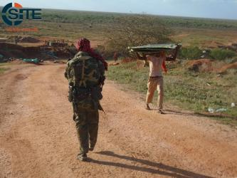 Shabaab Publishes Photos of Base Vacated by Ugandan Forces in Lego, Claims Assassination of Galguduud Governor