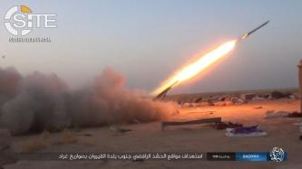 "IS Publishes Photos of Rocket Strikes, Weaponized UAV Attacks from Newly Named ""Badiyah Province"" in Iraq"