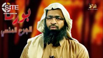 AQAP Official Batarfi Urges Support for Rohingya Muslims in Myanmar, Calls AQIS to Attack