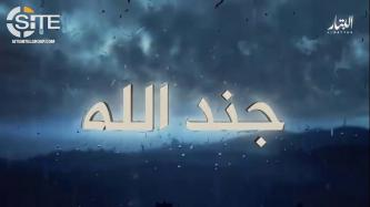"Pro-IS Media Group Publishes Video Labeling Wildfires and Hurricanes as ""Soldiers of Allah"""