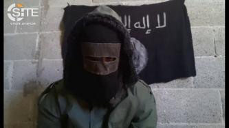 "Alleged IS Supporter in Gaza Threatens ""Crusaders"" with Suicide Operations in Their Homelands"
