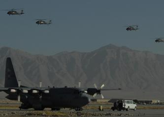 "Afghan Taliban Claims Downing U.S. Military Transport Plane in Parwan Using ""Special Tactic"""