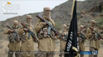 IS' al-Bayda' Province in Yemen Publishes Photos of Fighter Training
