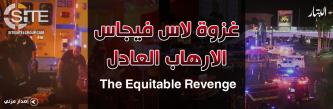 "Pro-IS al-Battar Media Video Says Las Vegas Attack ""Equitable Revenge"""