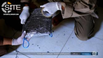 IS Photo Report Focuses on Explosive Vest Construction