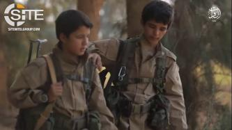 IS Video Presents Story of Slain Uzbek Fighter's Children Following Their Father's Footsteps in Jihad