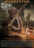 Pro-IS Wafa' Media Promotes Manhattan Vehicular Attack with Posters