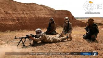 IS Photo Report from Kirkuk Shows Weapons Training of Fighters
