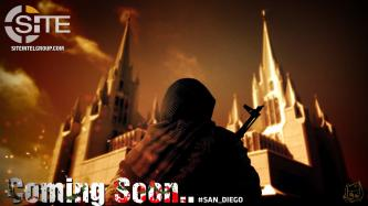 Pro-IS Media Group Threatens San Diego California Temple