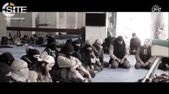 IS Video Focuses on 10/20/2017 Raid on Aknaf Beit al-Maqdis Positions in Yarmouk Refugee Camp