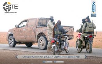 HTS News in Syria for December 19, 2017