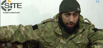 "British Jihadist in Syria Calls Prospects to the ""Frontlines,"" Dismisses Factional Disputes"