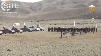 "Afghan Taliban Video Shows Training Footage of ""Umari Martyrdom Battalion"""