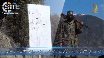 "TTP Video Shows Training Exercises of ""Islamic Sniper Group"""