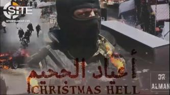 "IS Supporter Produces ""Christmas Hell"" Video Threatening Attacks in West"