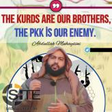 "Jihadi Cleric in Syria: ""The Kurds are our Brothers but the PKK is our Enemy"""