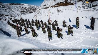 Afghan Taliban Publishes Photos Showing Dozens of Training Camp Graduates