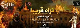 Taking from Hollywood Films, Pro-IS Group Produces Hypothetical Video on IS Attack on Washington