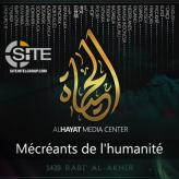 IS Releases MP3 Audio from French Video Chant Vowing Eternal War Against Enemies